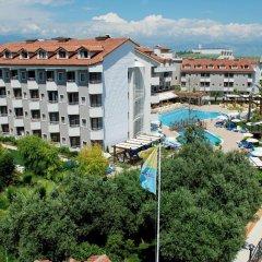 Monachus Hotel & Spa Турция, Сиде - отзывы, цены и фото номеров - забронировать отель Monachus Hotel & Spa - All Inclusive онлайн балкон