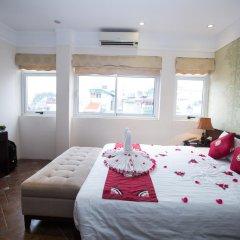 Hanoi Central Park Hotel 3* Представительский номер с различными типами кроватей фото 4