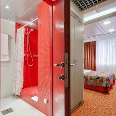Ред Старз Отель 4* Номер Комфорт с различными типами кроватей фото 6