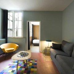 Отель Helzear Montparnasse Suites 4* Люкс с различными типами кроватей фото 2