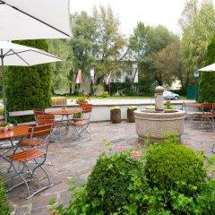 Отель Achat Plaza Zum Hirschen Зальцбург питание фото 3