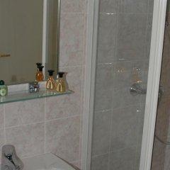 Апартаменты Apartment Pension Rideg Heviz ванная