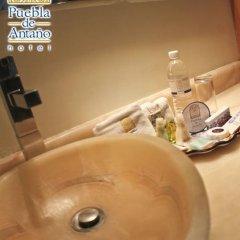Puebla de Antaño Hotel 3* Люкс с различными типами кроватей фото 2