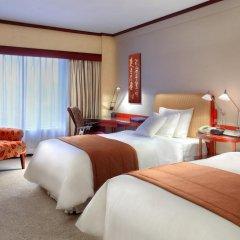 Hongqiao Jin Jiang Hotel (Formerly Sheraton Shanghai Hongqiao Hotel) 5* Номер Делюкс с различными типами кроватей фото 5