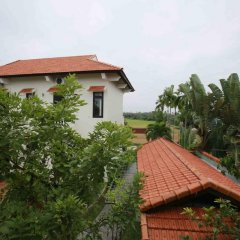 Отель Hoi An Red Frangipani Villa фото 6