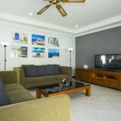 Отель Magic Villa Pattaya 4* Улучшенная вилла с различными типами кроватей фото 11