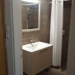 Отель Villa Leonidas Греция, Калимнос - отзывы, цены и фото номеров - забронировать отель Villa Leonidas онлайн ванная