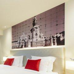 Отель TRYP Lisboa Aeroporto 4* Стандартный номер разные типы кроватей