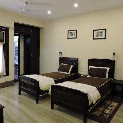 Отель Pearl Of Taj-Homestay 3* Номер Делюкс с 2 отдельными кроватями фото 8