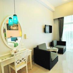 Отель The Beach Boutique House 3* Улучшенный номер с различными типами кроватей фото 2