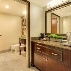 Отель Hilton Bellevue 3* Стандартный номер с различными типами кроватей фото 2