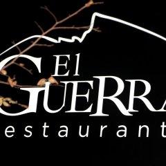 Hotel El Guerra с домашними животными