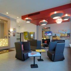 B&B Hotel Nürnberg-Hbf интерьер отеля