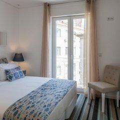 Marino Lisboa Boutique Hotel Стандартный номер с различными типами кроватей фото 7
