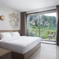 Отель Centra By Centara Phu Pano Resort Krabi 4* Улучшенный номер