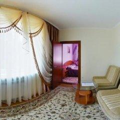 Кристина Отель 2* Люкс разные типы кроватей фото 11