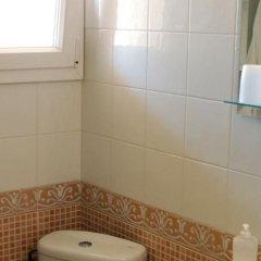 Отель Fonda Las Palmeras ванная