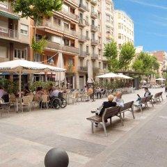 Отель LetsGo Sagrada Familia Penthouse Барселона питание фото 3