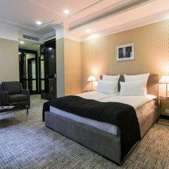 Гостиница Wall Street 4* Улучшенный номер фото 8