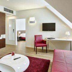 Austria Trend Hotel beim Theresianum 3* Стандартный семейный номер с двуспальной кроватью фото 3