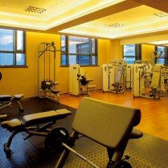 Отель Swissotel Grand Shanghai фитнесс-зал фото 2