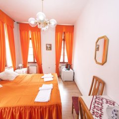 Отель Pension Asila 3* Стандартный номер с двуспальной кроватью фото 3