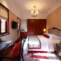 Shanghai Donghu Hotel 4* Улучшенный номер разные типы кроватей фото 3