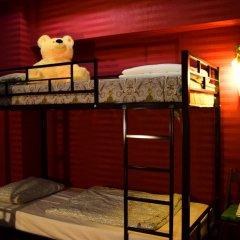 Хостел Полянка на Чистых Прудах Стандартный номер с различными типами кроватей фото 18