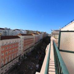Отель Pensao Residencial Horizonte Лиссабон фото 6
