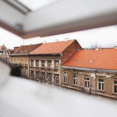 Апартаменты Tia Apartments and Rooms балкон