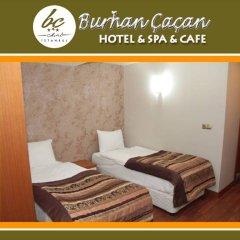 BC Burhan Cacan Hotel & Spa & Cafe 3* Стандартный семейный номер с различными типами кроватей фото 6