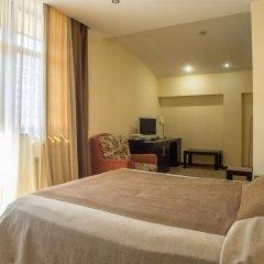 Аибга Отель 3* Стандартный номер с двуспальной кроватью фото 3