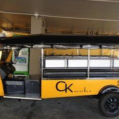 CK2 Hotel городской автобус