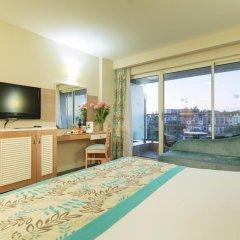 Crystal Sunrise Queen Luxury Resort & Spa 5* Стандартный номер с двуспальной кроватью фото 2