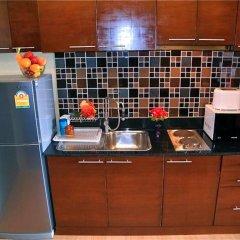 Апартаменты Sea & Sky Karon 2 bedrooms Apartment Sea View в номере