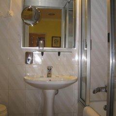 Отель Residencial Faria Guimarães Номер Эконом разные типы кроватей фото 12