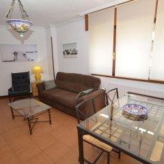Отель Apartamentos Playa del Sable Испания, Арнуэро - отзывы, цены и фото номеров - забронировать отель Apartamentos Playa del Sable онлайн интерьер отеля