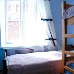 Fantomas Hostel Номер Эконом разные типы кроватей