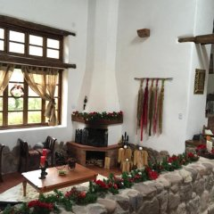 Отель Cusco, Valle Sagrado, Huaran интерьер отеля фото 3