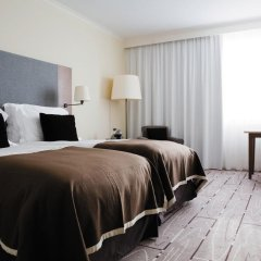 Radisson Blu Waterfront Hotel, Jersey 4* Стандартный номер с различными типами кроватей фото 6