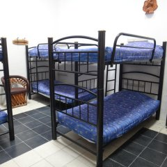 Отель Hostal de Maria Кровать в общем номере с двухъярусной кроватью фото 4