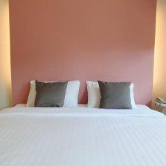 Отель The One Residence 3* Улучшенный номер с различными типами кроватей фото 5