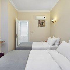 EuroIstanbul Hotel 3* Стандартный номер с различными типами кроватей фото 4