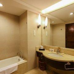 Guangdong Yingbin Hotel 4* Стандартный номер с различными типами кроватей фото 4