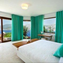 Villa Mahal Турция, Патара - отзывы, цены и фото номеров - забронировать отель Villa Mahal онлайн комната для гостей фото 2