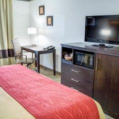 Отель Comfort Inn And Suites Near Universal Studios 2* Стандартный номер фото 2