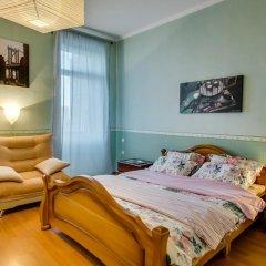 Гостиница Apartamenty Sputnik Gagarina 6/87 Апартаменты разные типы кроватей фото 14