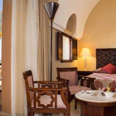 Отель Iberotel Makadi Beach 5* Улучшенный номер с различными типами кроватей фото 4