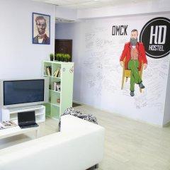 Хостел Достоевский удобства в номере