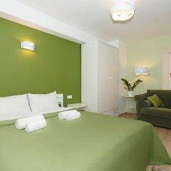 Бассейная Апарт Отель Стандартный номер с двуспальной кроватью фото 40